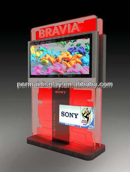High Brightness Electronic LED Outdoor Display for KTV/Hotel project used top acrylic LED outdoor display