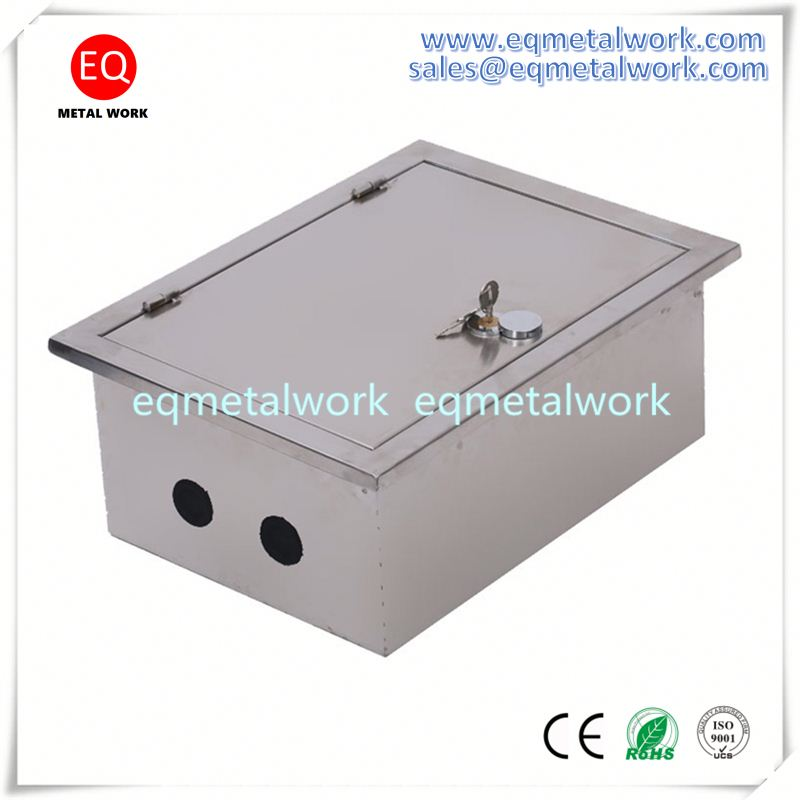 Empty distribution box cabinet power distribution box