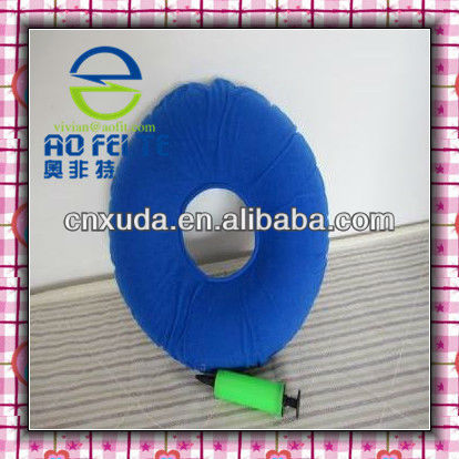 medic air seat cushion inflatable rubber ring FDA&CE
