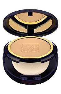 Estee Lauder Double Wear Stay-in-Place 3C2 Pebble Powder Makeup SPF 10