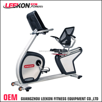 customzied commercial fitness equipment magnetic fitness bike body fit recumbent bike