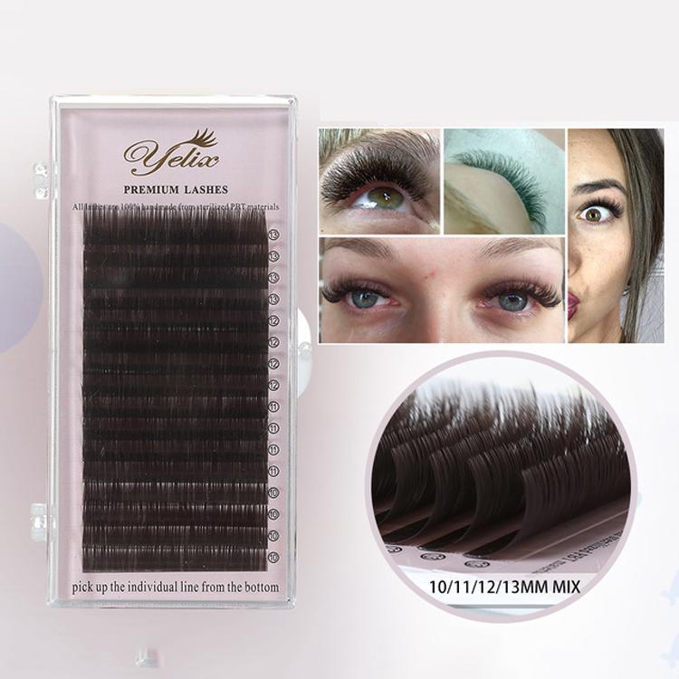 Wholesale Mink Strip Fake Eyelashes Individual 3d False Eye Lashes