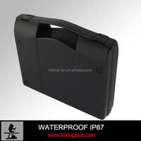 Storage Plastic Carrying Case With Flip Lock XPC104
