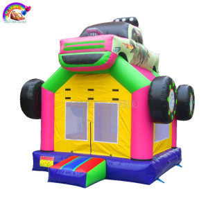 Customized house used inflatable jumping castle kids playing bouncer