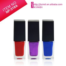 Candy color pollution-free nail polish