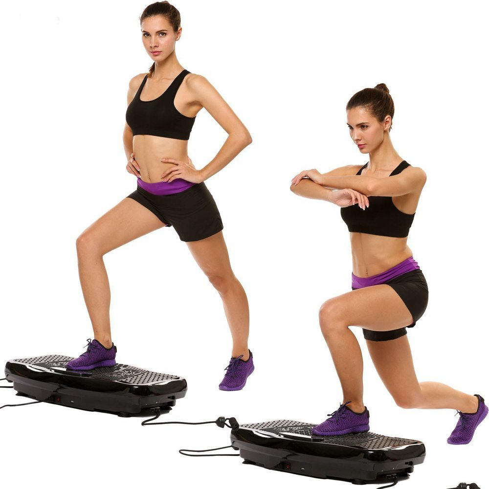 92bcc3ef64 Get Quotations · Mewalker Full Body Vibration Platform Fitness Machine