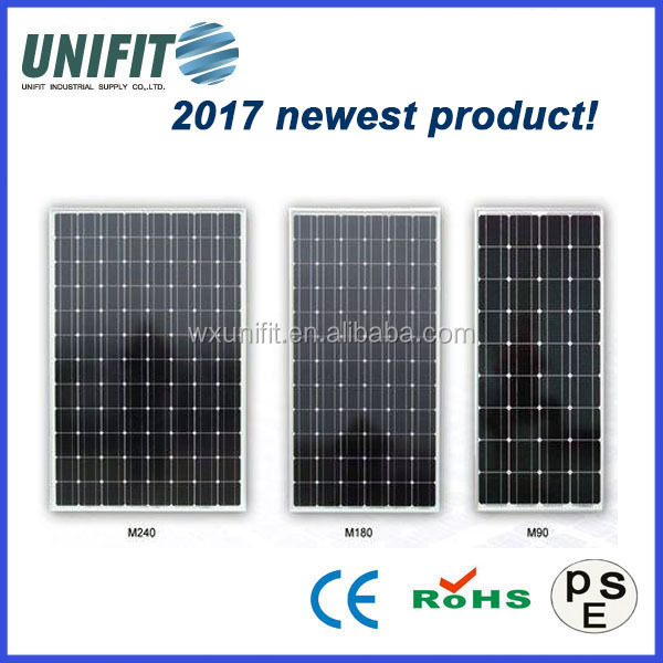 Photovaltaic Energy 400w mono solar panel with <strong>CE</strong>, ISO, TUV, CEC, MCS, UL from factory directly