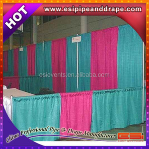 ESI exhibition booth and stall design, custom trade show exhibit booth