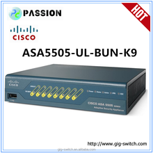 Network security ASA5505-UL-BUN-K9 cisco asa firewall