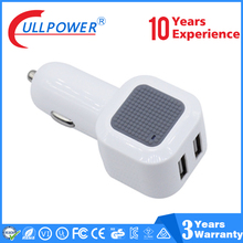 Smallest Universal Quick USB Car charger 5V 2.4A 4.8A Travel Adapter for Mobile Speaker Galaxy