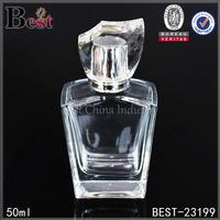 2018 new products design your own diffuser luxury empty perfume glass bottle 50ml 100ml bottle perfume