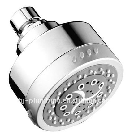 Five function kids shower head