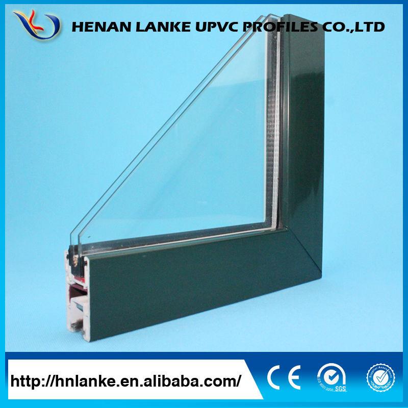 Finden Sie Hohe Qualität 60mm Pvc-profilen Für Fenster Und Türen ...