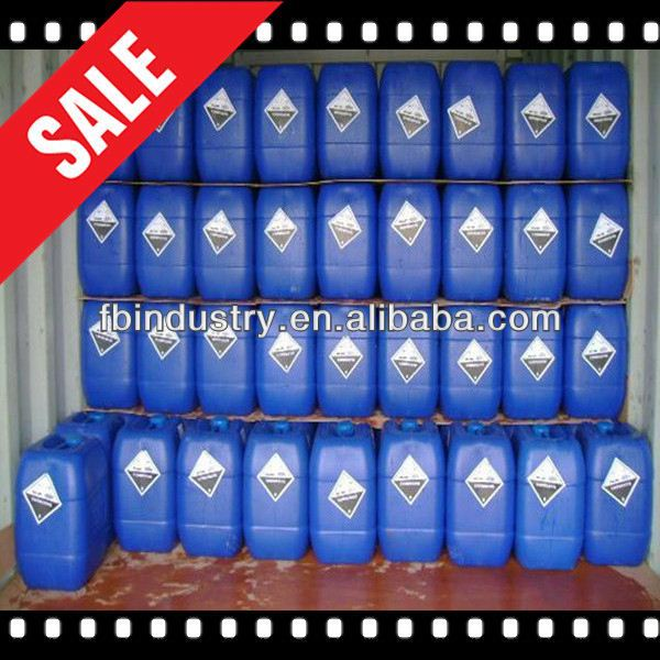 Hot chemical 110% ortho phosphoric acid