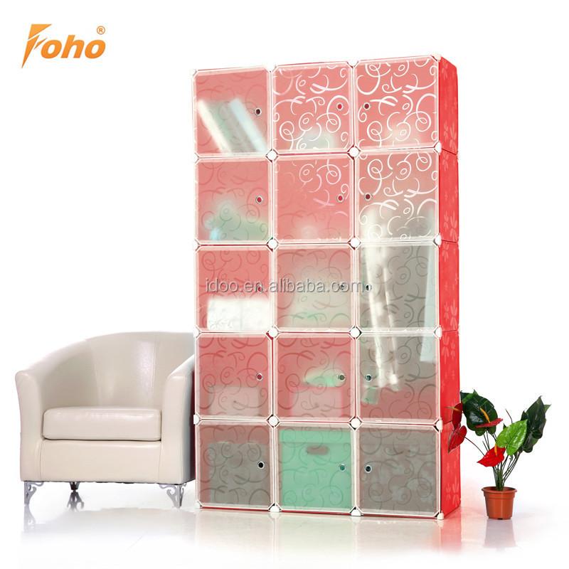 en plastique pas cher bricolage cube de rangement commode. Black Bedroom Furniture Sets. Home Design Ideas