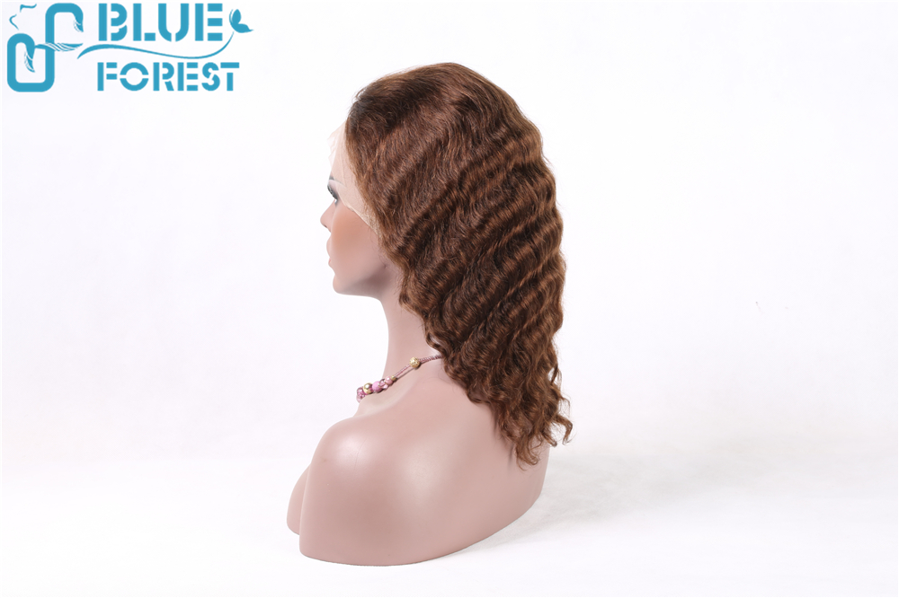 full thin skin cap human hair lace wigs full lace wig