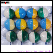 Wholesale custom logo golf ball taiwan golf ball manufacturer