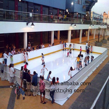 Ice Skating Rink Made In China