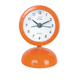 Best Selling Promotional Gift Globe Children Orange Mini Alarm Clock