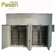 Hot air circulating vegetable fruit dryer oven / food drying machine