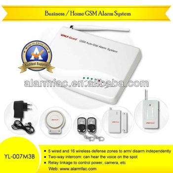 Sicherheit Zu Hause Gsm Alarm Fernbedienung Störsender Ausrüstungen ...