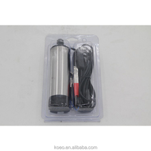 Water Diesel Kerosene, Small Diameter, 12v DC Submersible Pump