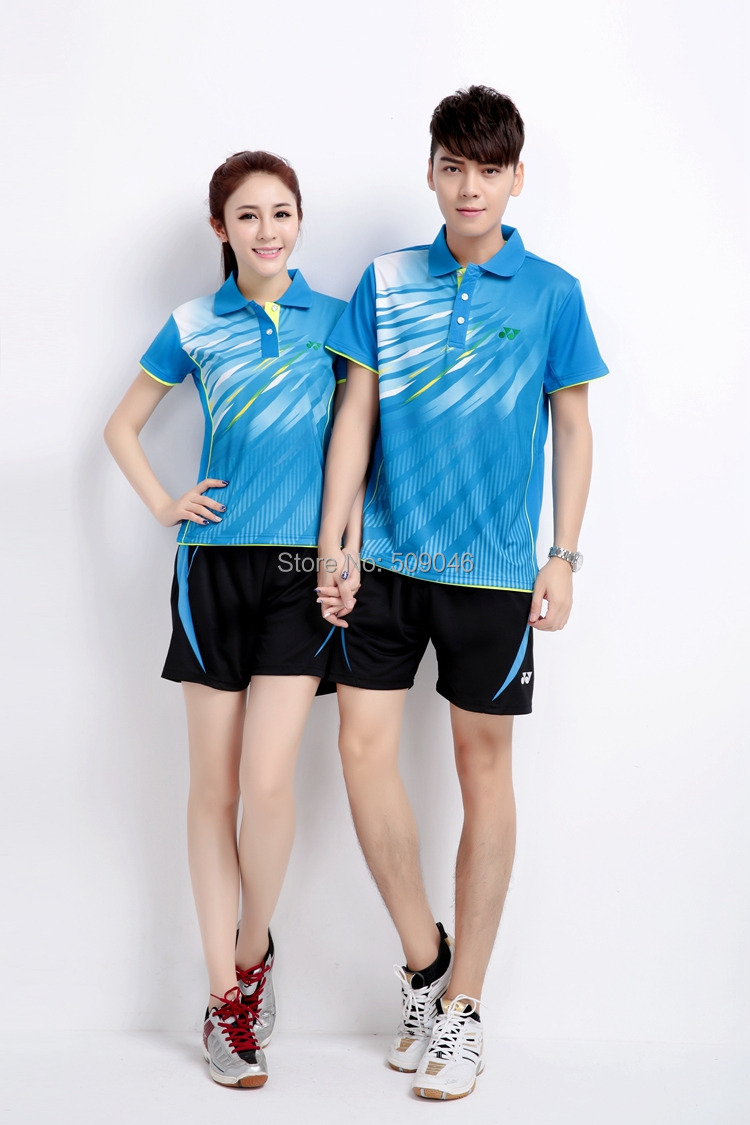 2018 shoes latest discount cozy fresh Buy 1 set yonex badminton shirt short jersey man t-shirts ...