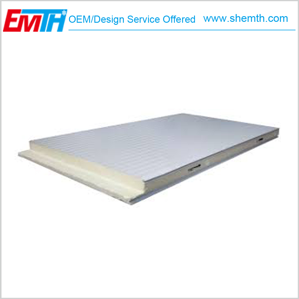 Cold room panel 150mm PU sandwich panel cold freezer room