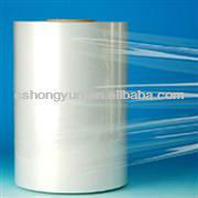 Manufacturer plastic sheet pvc shrinkage film for paper bag, perfume, textile cosmetic packaging