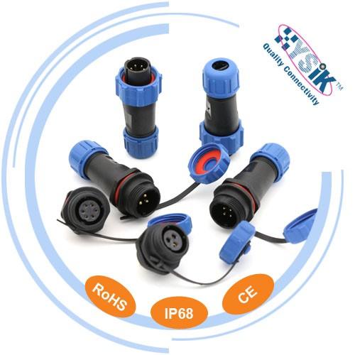 Weipu SP1310 // S 5 I Rundstecker Buchse Rundsteckverbinder : SP13 gerade Serie