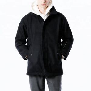 Trench Mens Winter Coat Casual Designed Jackets