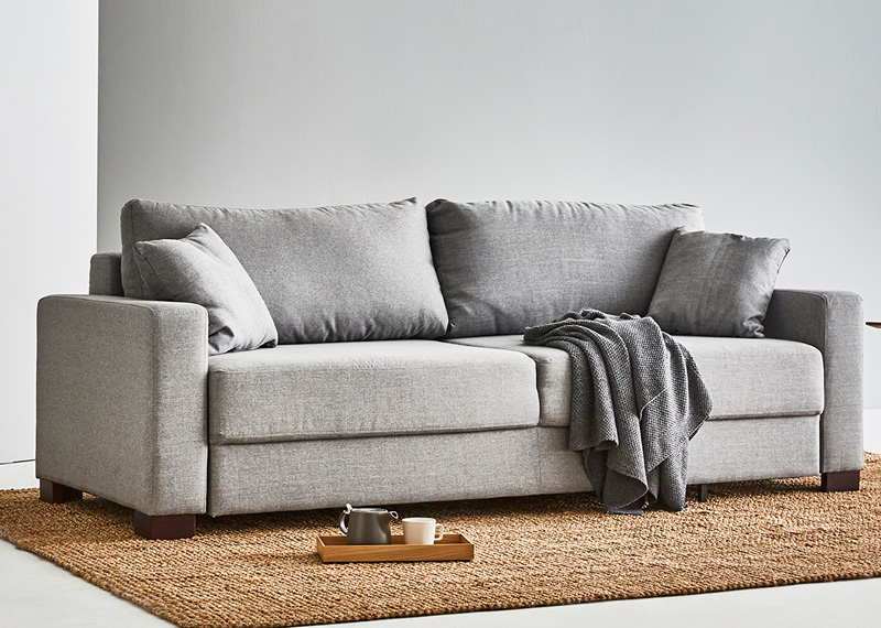 Living Room Sliding Firm Sofa Bed