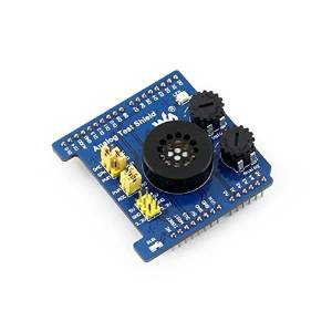 Angelelec DIY Open Sources Sensors, Analog Test Shield, Analog Test Shield is an Arduino Expansion Board, Supports Analog Input/Output, Arduino Standard Interfaces, Compatible With Arduino Boards.