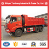 10-Wheel 18 Cubic Meters 25 Ton Medium Size Sand Cargo Dump Truck For Sale