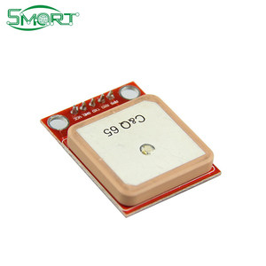 Smart Electronics High Quality With 25mm X 25mm Ceramic Passive Antenna For Raspberry Pi 2/B+ GPS-NEO-6M-001 GPS module