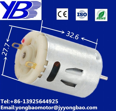 15v high torque electric brushing dc air conditon motor price
