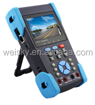 "Economical 3.5""TFT LCD Display CCTV Tester HVT-2622 with video screen shot ,Video recording"