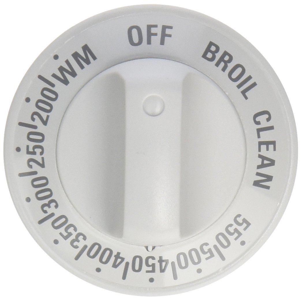 General Electric WB03K10112 Range/Stove/Oven Thermostat Knob
