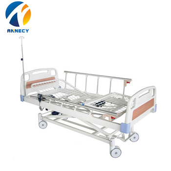 AC-EB032 2018 hot sale electrical automatic adjustable hospital beds for sale philippines