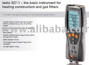 Testo 327 Flue Gas Analyser