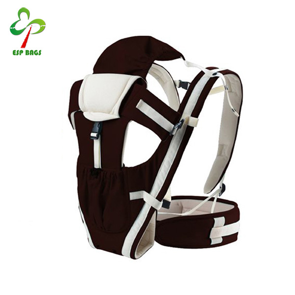 All season baby sling backpack breathable 360 ergonomic wrap baby carrier