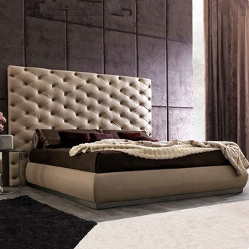 famous italian furniture designers tufted headboards beds bedroom  furniture, View beds bedroom furniture, Shann Product Details from Foshan  City Shann ...