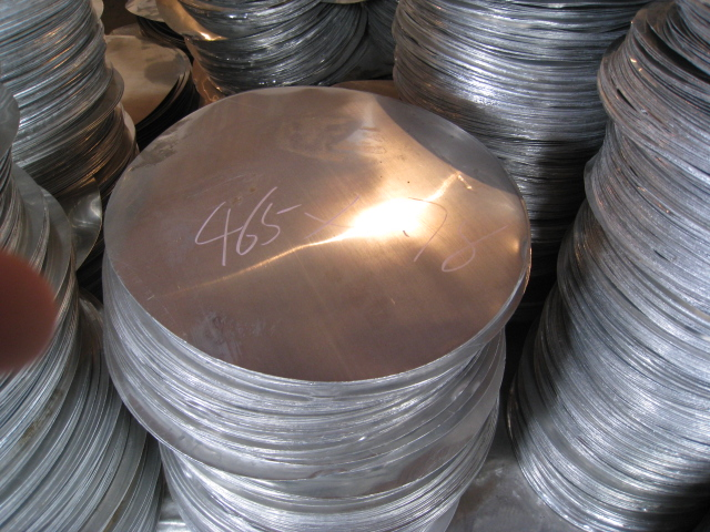 Quality Aluminum Circle/Round Disc for Deep Drawing Cookware