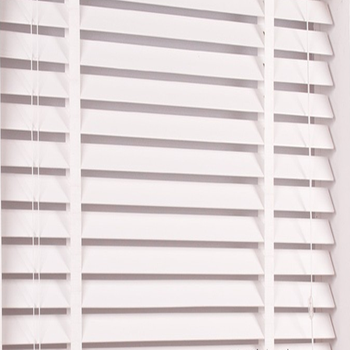 Faux wood PVC venetian window blinds for office bedroom