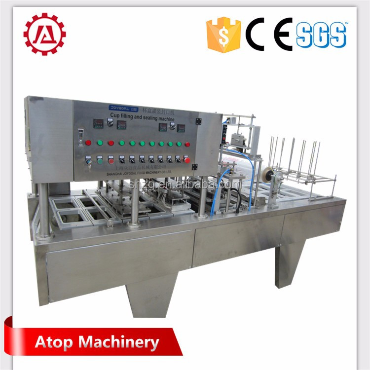 2200bags/hour Pure water sachet filling sealing packing equipment / liquid filling machine