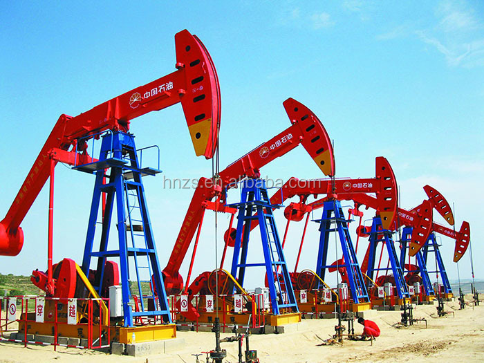 API 11E Oilfield Extraction Equipment Pumping Units for Sale, Compound Balance Pumping Unit