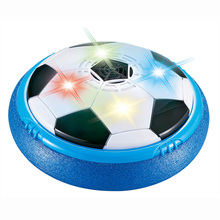 Kids Plastic air power interactieve Schijf Drijvende Voetbal Speelgoed <span class=keywords><strong>Hover</strong></span> Voetbal