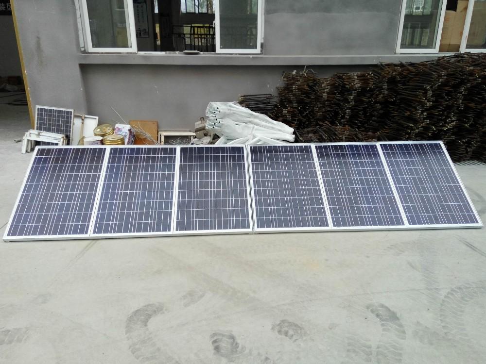Sunpower Solar Panel 1000 Watt 1kw Solar Panel With