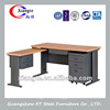 factory price office counter table design metal furniture frame for office