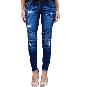 f3e24d505a0 Fashion Wholesale New Women Slim Fit Tight Supper Stretch Jeans Girl